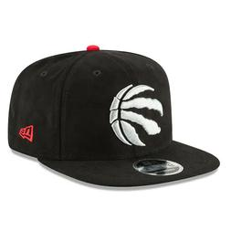 NEW ERA Toronto Raptors 9FIFTY Suede Shift Snapback Hat Cap
