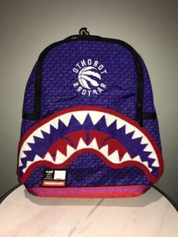 Toronto Raptors Sprayground Backpack Never Used