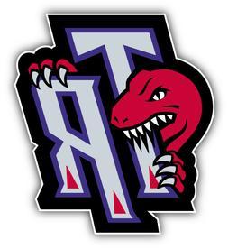 Toronto Raptors Basketball Logo TR Car Bumper Sticker Decal