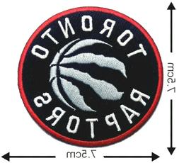 Toronto Raptors Basketball sport Embroidery Patch on iron an