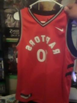 Nike Toronto Raptors DeMar DeRozan Youth Red Swingman Jersey