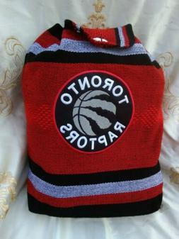 Toronto RAPTORS Fan Bag NBA Basketball Mexican Backpack Azte