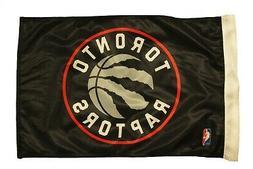 "TORONTO RAPTORS Flag, NBA Logo 12"" X 18"" Inch CAR STICK FLAG"