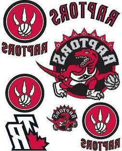 Toronto Raptors Iron On T Shirt Pillowcase Fabric Transfer S