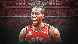 TORONTO RAPTORS KAWHI LEONARD NBA BASKETBALL DECOR FRIDGE MA
