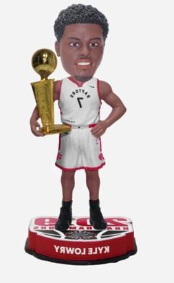 Toronto Raptors Kyle Lowry 2019 NBA Finals Champions Bobbleh