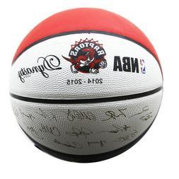 toronto raptors limited edition basketball with 2014