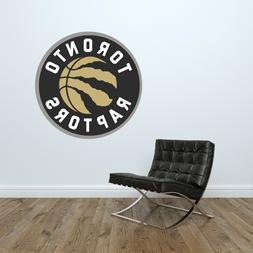 Toronto Raptors Logo Wall Decal NBA Basketball Decor Sport V