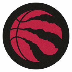 Toronto Raptors Mascot Decorative Logo Cut Area Rug Floor Ma