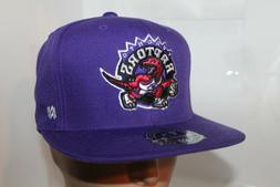 Toronto Raptors Mitchell & Ness NBA Team Solid Hi Crown Fitt