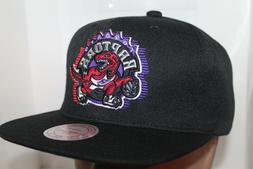 Toronto Raptors Mitchell & Ness NBA Team Logo Snapback,Hat,C