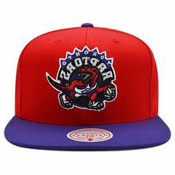 toronto raptors nba 2tone vintage logo snapback