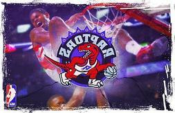 "Toronto Raptors NBA Basketball Sport Art Poster 28"" x 18"""