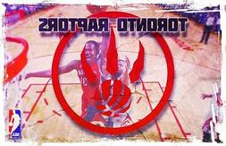 "Toronto Raptors NBA Basketball Sport Art Wall Poster 28"" x 1"