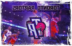 "Toronto Raptors NBA Basketball Sport Wall Poster 28"" x 18"""