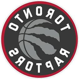 Toronto Raptors NBA Color Die Cut Decal Sticker Choose Size