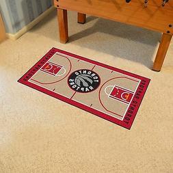 Toronto Raptors NBA Court Runner 24x44