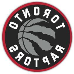 "Toronto Raptors NBA Logo Sport Car Bumper Sticker Decal ""SIZ"
