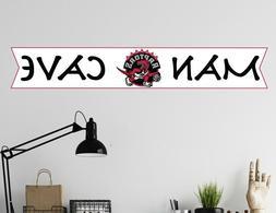 Toronto Raptors NBA Logo Wall Decal Sport Basketball Man Cav