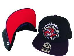 Toronto Raptors NBA 47 Brand Snapback Cap Brand New