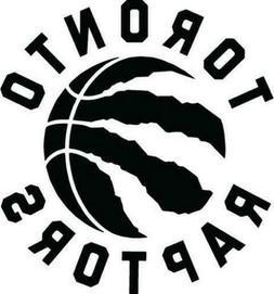 Toronto Raptors NBA Team Logo Vinyl  Decal Stickers Basketba