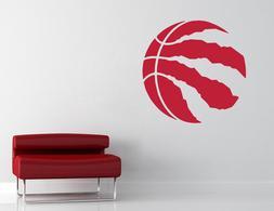 Toronto Raptors NBA Wall Decal Vinyl Sticker Room Decor EXTR