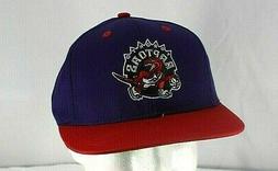 Toronto Raptors Purple/Red NBA Baseball Cap Snapback