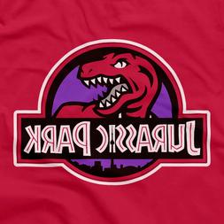 toronto raptors shirt jurassic park logo icon