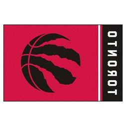 "Toronto Raptors Uniform Inspired 19"" X 30"" Starter Area Rug"