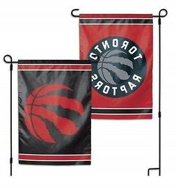 Toronto Raptors WC Garden Flag Premium 2-Sided Outdoor House