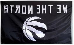 TORONTO RAPTORS we the north flag 3X5FT banner