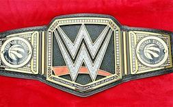 toronto raptors wwe championship belt replica