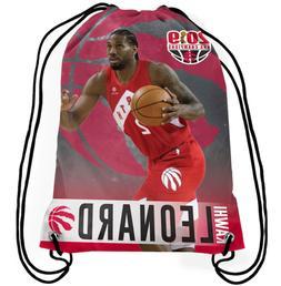 Unused Kawhi Leonard Toronto Raptors 2019 NBA Champions  Dra