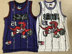 VINCE CARTER #15 Toronto Raptors Swingman throwback Men Jers