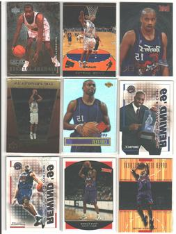 🔥🏀 VINCE CARTER Pick Your Favorite Rookie RC Jersey Re
