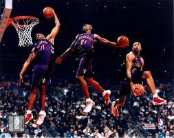 Vince Carter Toronto Raptors NBA Licensed Unsigned 8x10 Glos